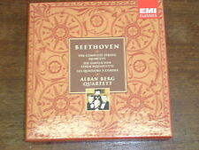 BEETHOVEN The complete string quartets- ALBAN BERG QUARTETT- Coffret 7 CD