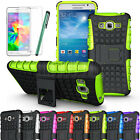 Protective Hybrid Hard Stand Case Cover For Samsung Galaxy Grand Prime G530