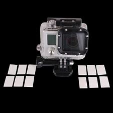 Hellfire Trading 24x Anti-Fog Drying Reusable Inserts for GoPro Hero HD 2 3 4 +