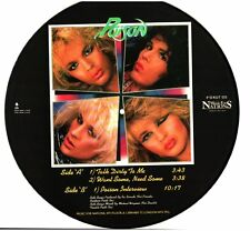 LP 6281  PICTURE DISC  POISON TALK DIRTY TO ME