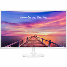 "Samsung CF391 Series 32"" LED Curved Monitor"