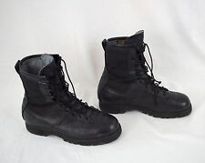 Belleville 700 Leather Combat Motorcycle Boots Waterproof Gore-Tex Size 10 W