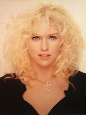NAOMI WATTS two poses actress color clippings sexy 2-sided photo headshot lips