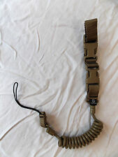 **New** Gemtech Tactical Retention Lanyard Coyote Brown NSN 8465-01-522-5352