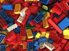 LEGO BASIC 50 pezzi spessore doppie pietre 2x2 - 2x8