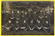 cpa CARTE PHOTO Officiers et Soldats du 37e Régiment Militaires Uniformes