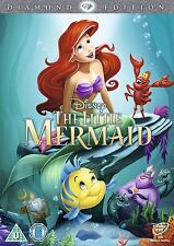 The Little Mermaid (DVD, 2013) DIAMOND EDITION WITH CLASSIC NO 28