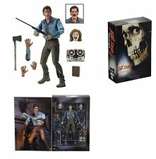 "NECA EVIL DEAD 2 ULTIMATE ASH 7"" inch ACTION FIGURE"