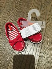 Nwt Gymboree Parisian Afternoon Red Shoes  size 04