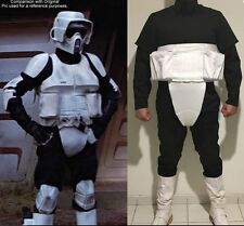 Star Wars - Biker Scout Trooper- Complete Soft Parts - Costume Prop Armor Cospla