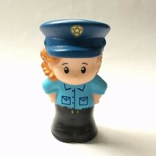 Fisher-Price Little People Police Officer figure Toy QA317