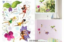 SFK Tinker Bell Fairies Wall Sticker