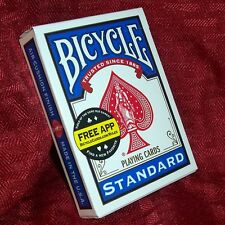 Professional Stripper Card Deck - Blue Bicycle Back - Magic Trick - Shaved