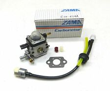Zama CARBURETOR & FUEL KIT Mantis Tiller Cultivator 7222  SV-5C/1 Echo Engine
