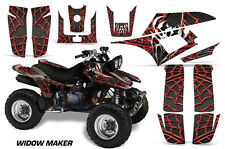 Yamaha Warrior350 AMR Racing Graphic Kit Wrap Quad Decals ATV All Years WDOWMKR