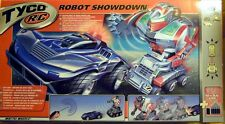 MATTEL 91904: Tyco RC Robot Showdown, a distanza accentrato divertimento con action, NUOVO & OVP