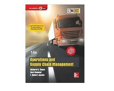 Operations and Supply Chain Management by Richard Chase and F. Robert Jacobs ...