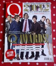 Q MAGAZINE JANUARY 2013 Q318 Q AWARDS BEASTIE BOYS DEPECHE MODE BAT FOR LASHES