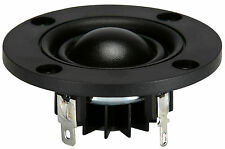 "Dayton Audio ND25FA-4 1"" Soft Dome Neodymium Tweeter"