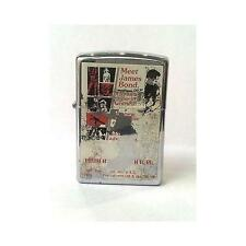 ZIPPO lighter Stainless James Bond Series