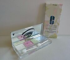 CLINIQUE All About Shadow Eye Shadow Quad Palette, #07 c-pop, Brand New in Box