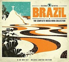 BRAZIL-THE COMPLETE BOSSA NOVA COLLECTION (JOAO GILBERTO, BADEN POWELL 6CD NEU