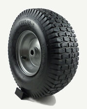One New 13x5.00-6 Turf Tire & Gray Rim Wheel Lawn Mower Tractor 13 500 6