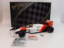 1:18 IXO Models 1988 McLaren Honda MP4/4 Ayrton Senna #SEN18002