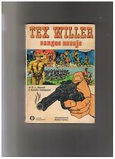 TEX WILLER Sangue Navajo di Bonelli e Galleppini Oscar Mondadori 1973
