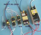 3W 10W 20W 30W 50W 100W High Power LED Driver Supply 85-265V Light Chip Lamp YNL