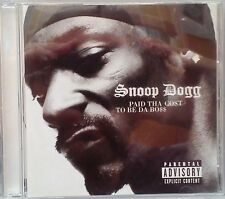 Snoop Dogg - Paid tha Cost to Be Da Bo$$ (CD 2002)