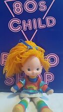 Rainbow Brite, original 80s doll