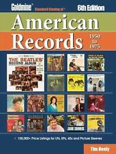 Goldmine Standard Catalog Of American Records, 1950-1975-ExLibrary