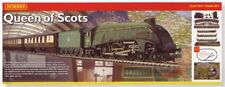 Hornby Queen of Scots A4 Train Set MINT BOXED (DCC READY substitute loco model)