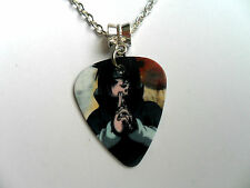 Naruto Anime  Guitar Pick  //  Plectrum  Silver  Necklace