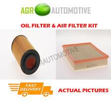 Diesel Filtro De Aire De Aceite Kit De Servicio Para Opel Signum 2.2 125 BHP 2003-04