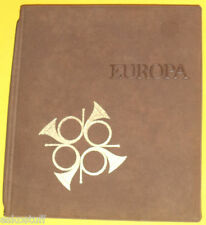 Europa 1977 Limited 27 Country First Day Covers Great Graphics! Nice See!