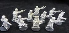 Warhammer  Imperial Guard CLASSIC METAL VOSTROYAN FIRST BORN army lot 10