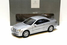 1:18 Kyosho Mercedes CLK Coupe silver DEALER NEW bei PREMIUM-MODELCARS