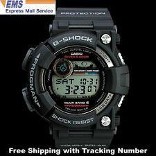 CASIO G-SHOCK FROGMAN GWF-1000-1JF Solar Radio Diver 200m Men's Watch Japan F/S