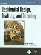 Residential Design Drafting And Detailing by Alan Jefferis