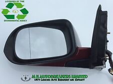 Honda Accord Model From 2003-2007 Man Fold Wing Mirror Passenger Side N/S