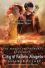 CASSANDRA CLARE __ CITY OF FALLEN ANGELS __ BRAND NEW _ FREEPOST UK