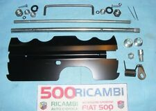 FIAT 500 F/L/R KIT RIPARAZIONE COMPLETO CONVOGLIATORE RISCALDAMENTO TERMOSTATICA