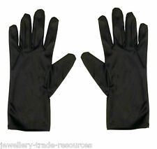 WATCH & JEWELLERS JEWELLERY HANDLEING COTTON SOFT GLOVES BLACK OR WHITE