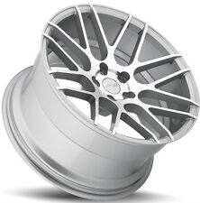 """19"""" GROUND FORCE GF7 CONCAVE STAGGERED WHEELS RIMS FOR BMW E60 525 528 535 550"""