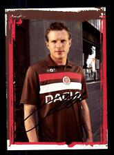 Carsten Rothenbach Autogrammkarte FC St Pauli 2009-10 Original Signiert+A 146444