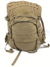 USMC FILBE Main Pack Ruck Coyote Brown W/ Frame Shoulder Straps Hop Belt