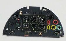Yahu Models 1:32 Spitfire Mk.II instrument panel for Revell