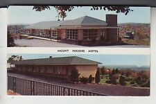 2 Views Mount Pocono Motel  Mount Pocono  Penn PA